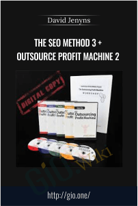 The SEO Method 3 + Outsource Profit Machine 2 - David Jenyns