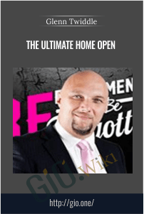 The Ultimate Home Open – Glenn Twiddle