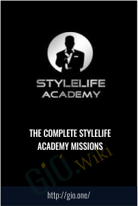 The complete Stylelife Academy Missions