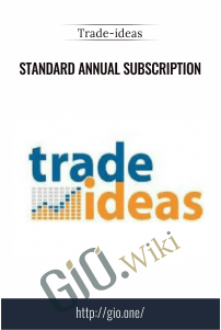 Standard Annual Subscription – Trade-ideas