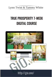 True Prosperity 7-Week Digital Course – Lynn Twist & Tammy White