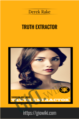 Truth Extractor - Derek Rake