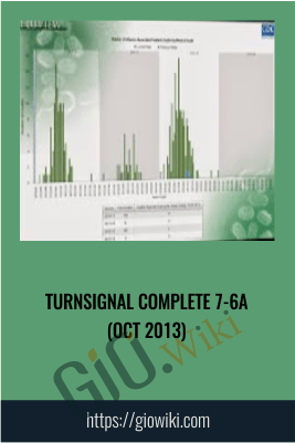 TurnSignal Complete 7-6A (Oct 2013)