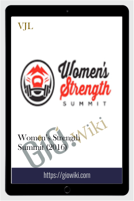 Women's Strength Summit (2016) – VJL