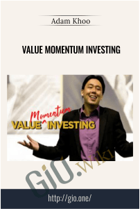 Value Momentum Investing - Adam Khoo