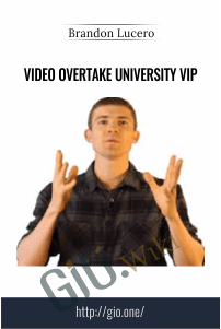 Video Overtake University VIP – Brandon Lucero