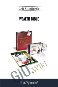 Wealth Bible – Jeff Staniforth