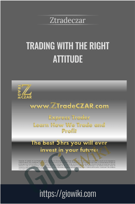 Trading with the right attitude – Ztradeczar