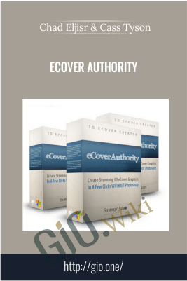 eCover Authority - Chad Eljisr & Cass Tyson