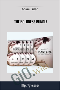 The Boldness Bundle – Adam Gilad