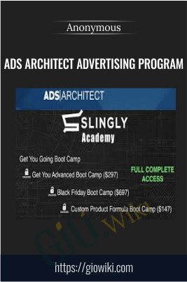 Ads Architect Advertising Program