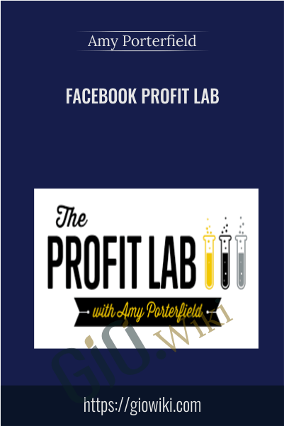 Facebook Profit Lab - Amy Porterfield