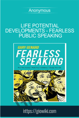 Life Potential Developments - Fearless Public Speaking
