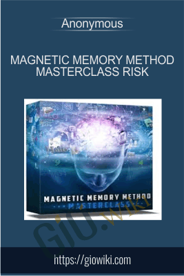 Magnetic Memory Method Masterclass Risk