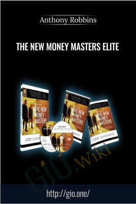 The New Money Masters Elite – Anthony Robbins