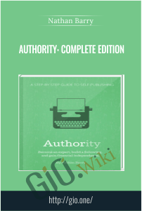Authority: Complete Edition – Nathan Barry