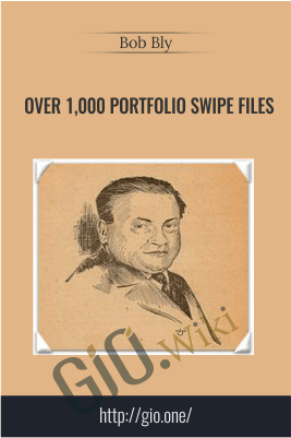 Over 1,000 Portfolio Swipe Files – Bob Bly