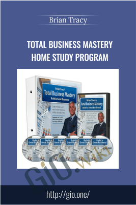 Total Business Mastery Home Study Program –  Brian Tracy