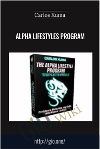 Alpha Lifestyles Program – Carlos Xuma