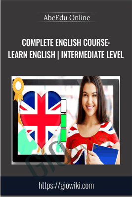 Complete English Course: Learn English | Intermediate Level - AbcEdu Online