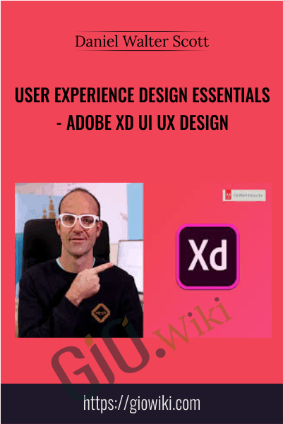 User Experience Design Essentials - Adobe XD UI UX Design