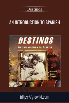 An Introduction to Spanish - Destinos