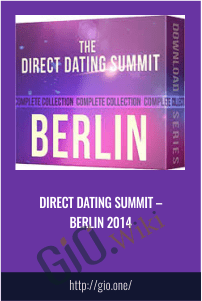 Direct Dating Summit  – Berlin 2014