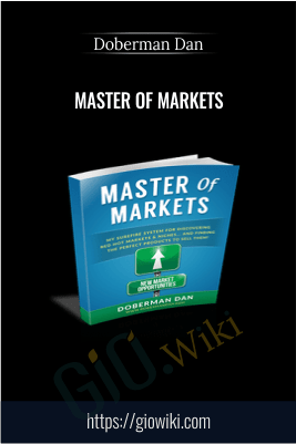 Master of Markets - Doberman Dan
