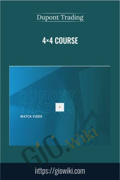 4×4 Course – Dupont Trading
