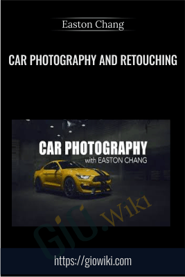 Car Photography and Retouching - Easton Chang