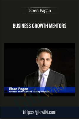 Business Growth Mentors - Eben Pagan