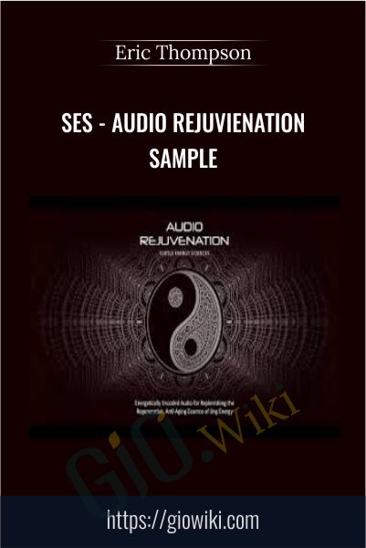 SES - Audio Rejuvienation Sample - Eric Thompson