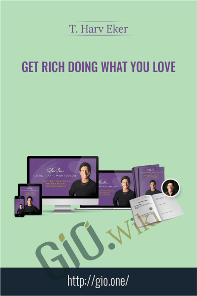 Get Rich Doing What You Love