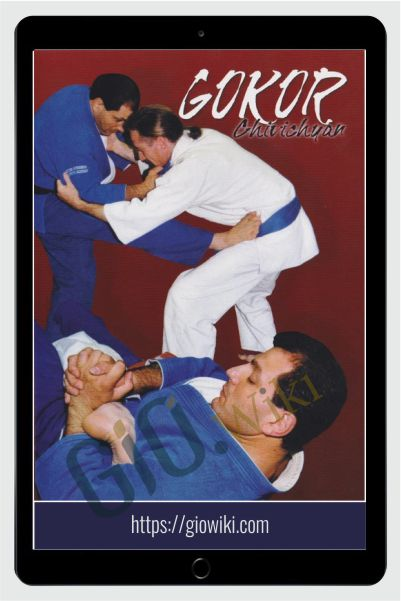 Gokor Chivichyan Grappling 6 Volume Set