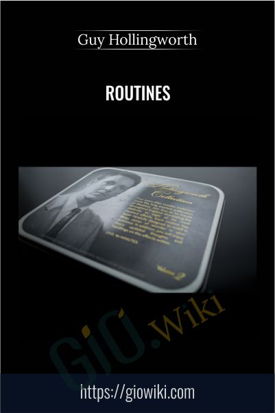 Routines - Guy Hollingworth