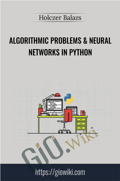 Algorithmic Problems & Neural Networks in Python - Holczer Balazs