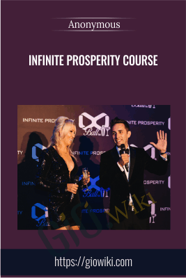 Infinite Prosperity Course - Anonymous