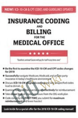 Insurance Coding and Billing for the Medical Office: 2019 - Debra Mitchell