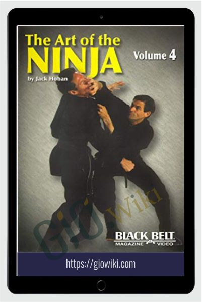 Art of the Ninja - Jack Hoban