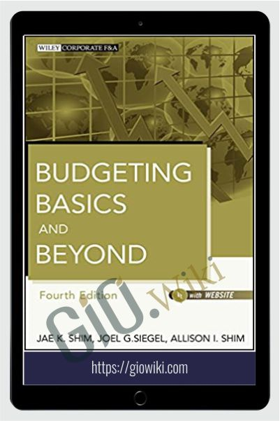 Budgeting Basics & Beyond – Jae K.Shim