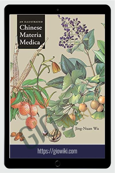 An Illustrated Chinese Materia Medica - Jing-Nuan Wu