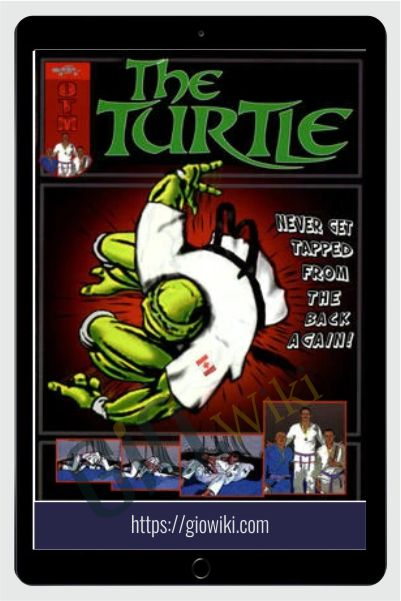 The Turtle DVD - Josh Russell