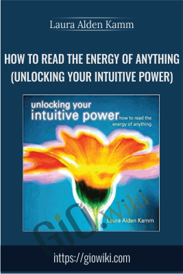 How To Read the Energy of Anything (Unlocking Your Intuitive Power) - Laura Alden Kamm