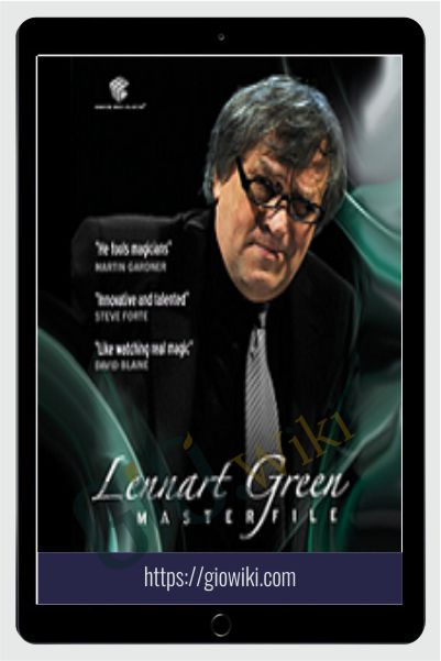Master File - Lennart Green