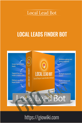 Local Leads Finder Bot - Local Lead Bot