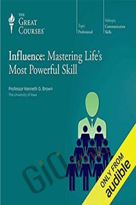 Influence: Mastering life's Most Powerful Skill – Video