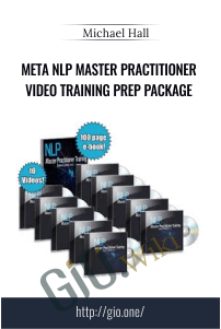 Meta NLP Master Practitioner Video Training Prep Package – Michael Hall