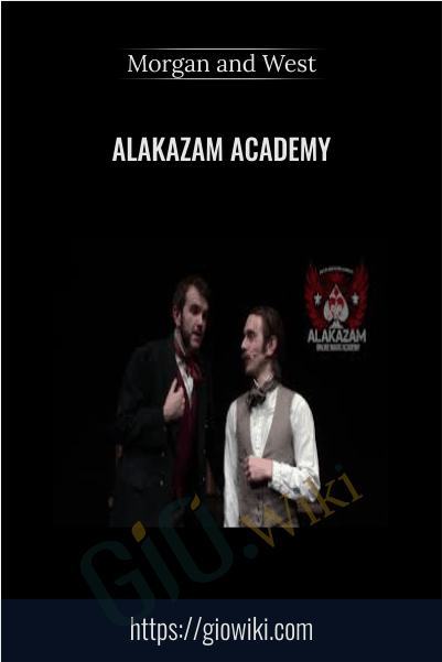 Morgan and West - Alakazam Academy