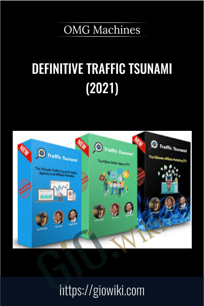 Definitive Traffic Tsunami (2021) – OMG Machines