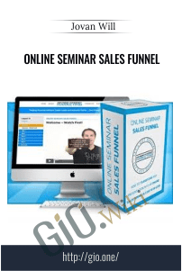 Online Seminar Sales Funnel – Jovan Will